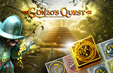 Gonzo's Quest Slot Review by NetEnt