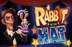 Rabbit in the Hat Slot by Microgaming