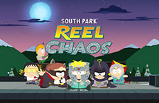 South Park:Reel Chaos Slot by NetEnt