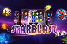 Starburst Slot Review by NetEnt