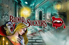 Blood Suckers Slot Review  by NetEnt