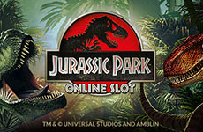Jurassic Park Slot Review by Microgaming