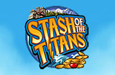 Stash of the Titans Slot by Microgaming