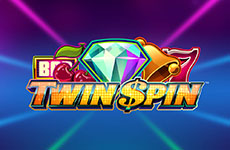 Twin Spin Slot Review by NetEnt