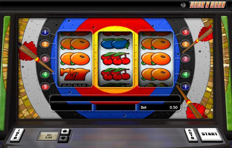 Bullseye Slot by Realistic Games Screenshot