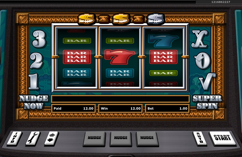 Colour of Money Slot by Realistic Games Screenshot