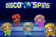 Disco Spin Slot by NetEnt