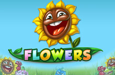 Flowers Slot by NetEnt