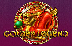 Golden Legend Slot by Play'n Go