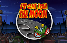 It Came From The Moon Slot by Realistic Games