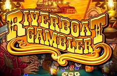 Riverboat Gambler Slot by Realistic Games
