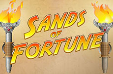 Sands of Fortune Slot by Eyecon