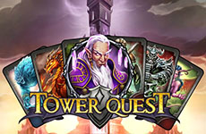 Tower Quest Slot by Play'n Go