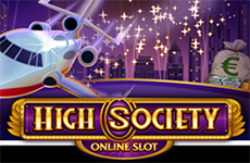 High Society Slot by Microgaming