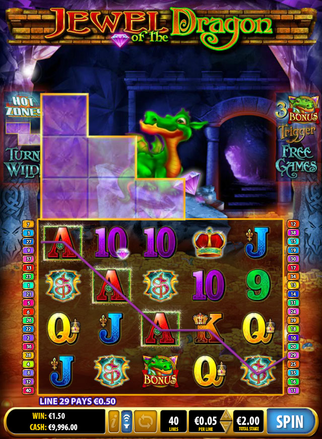 Jewel of The Dragon Slots Free Play & Real Money Pokies