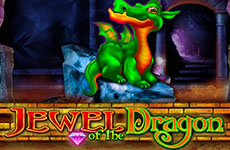 Jewel of the Dragon Slot by Bally