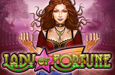 Lady of Fortune Slot by Play'n Go