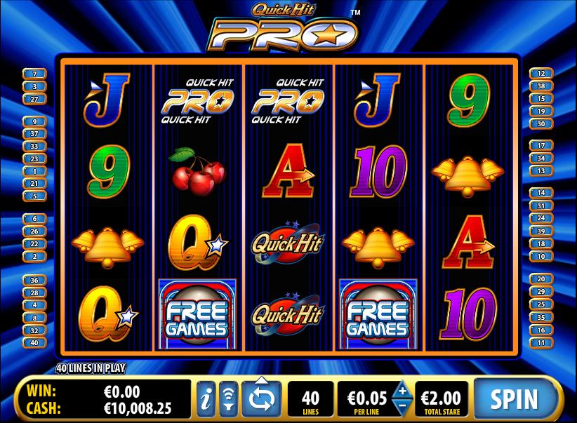 Quick hit black gold online slot