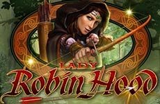 Lady Robin Hood Slot by Bally