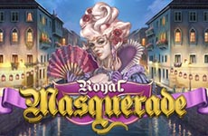 Royal Masquerade Slot by Play'n Go