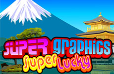 Super Graphics Super Lucky Slot by Realistic Games
