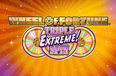 Wheel of Fortune Triple Extreme Spin Slot by IGT