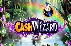 Cash Wizard Slot by Bally
