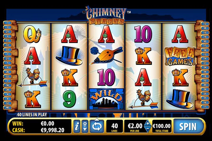 Wallpaper chimney stacks bally slot game today fever