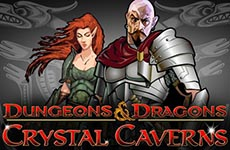 Dungeons & Dragons Crystal Caverns Slot by IGT