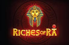 Riches of Ra Slot by Play'n Go