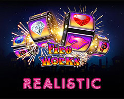 Fireworks Slot Review by Realistic Games
