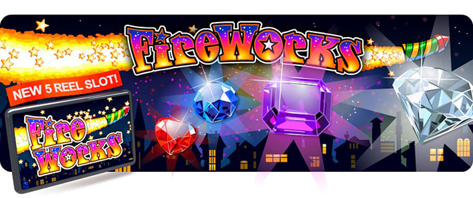 Fireworks Slot by Realistic Games
