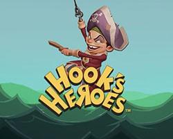 Hook's Heroes Slot Review by NetEnt