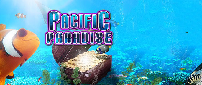 Pacific Paradise Slot by IGT