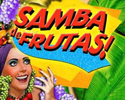 Samba De Frutas Slot Review by IGT