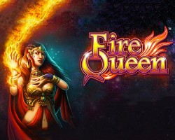 Fire Queen Slot Review by WMS Gaming