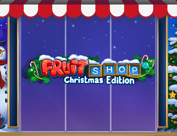 Fruit Shop Christmas Slot Review by NetEnt