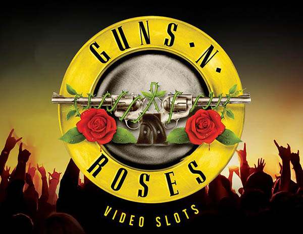 Guns N' Roses Slot Review by NetEnt
