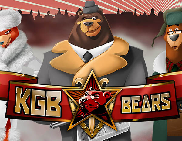 KGB Bears Slot Review by Geco