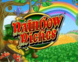 Rainbow Riches Slot Review by WMS Gaming
