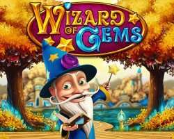 Wizard of Gems Slot Review by Play'n Go