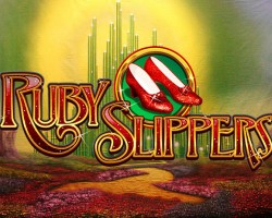 Wizard of Oz: Ruby Slippers Slot Review by WMS Gaming