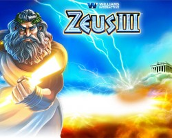 Zeus III Slot Review by WMS Gaming