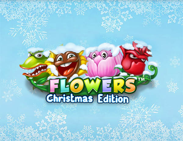 Flowers Christmas Slot Review by NetEnt