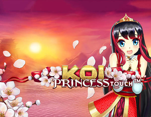 Koi Princess Slots by Netent - Play for Free Online