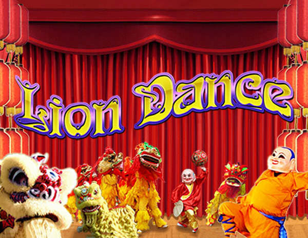 Lion Dance Slot Review by Eyecon