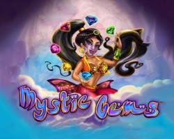Mystic Gems Slot Review by Geco