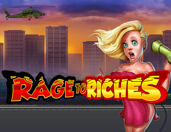 Rage to Riches Slot Review by Play'n Go