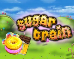 Sugar Train Slot Review by Eyecon