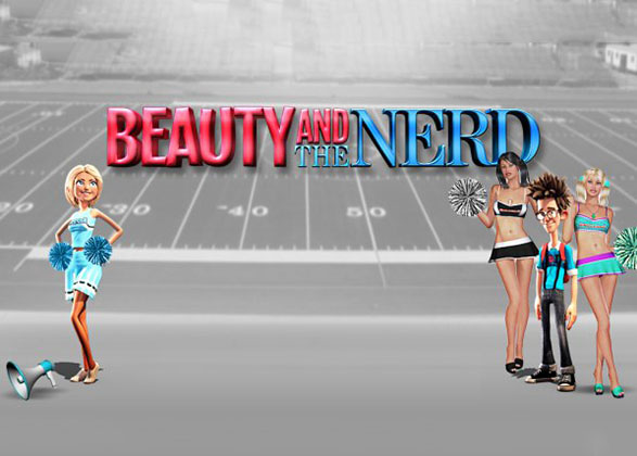 Beauty and the Nerd Slot Review by Sheriff Gaming